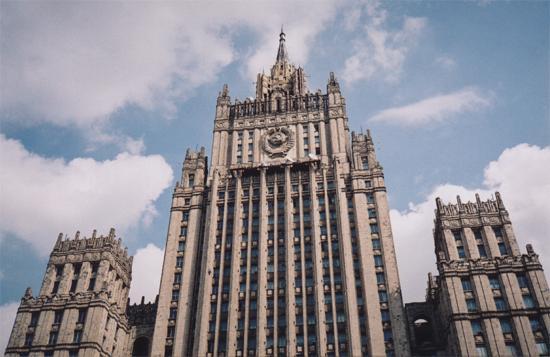 Построение перспективных изображений высотных зданий